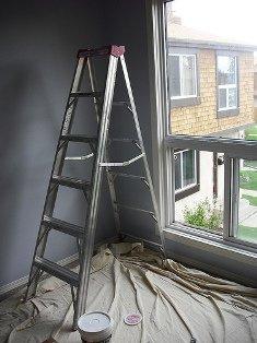 Malování je domácnostmi stále častěji využívaná služba.